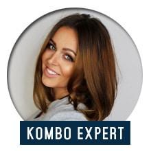 Kombo expert Veronika Ivánová