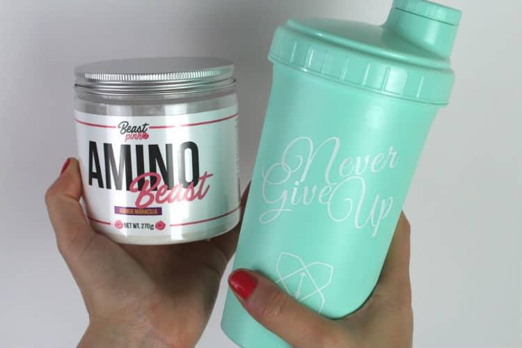Amino Beast - aminokyseliny pro ženy