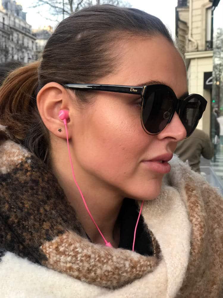 špuntový stereo headset  Samsung EO HS