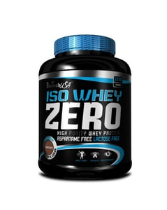 Syrovátkový protein BioTech Iso Whey Zero