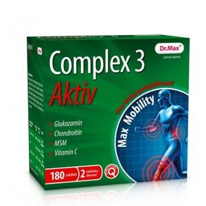 Doplněk pro kosti a klouby Dr.Max COMPLEX 3 AKTIV
