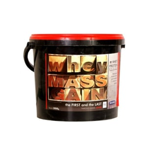 Gainer Whey Mass Gain