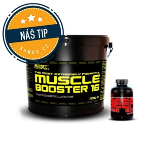 Gainer Muscle Booster + BEEF Amino