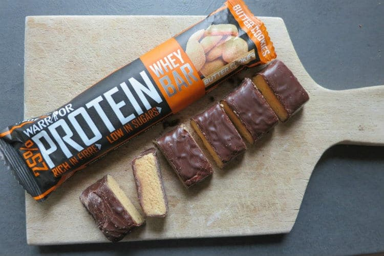 Proteinová tyčinka Warrior Protein Bar