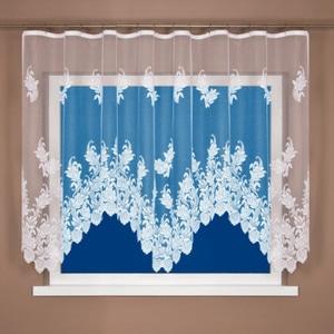 Asymetrická záclona
