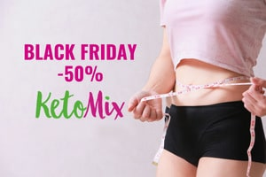 Black friday Ketomix