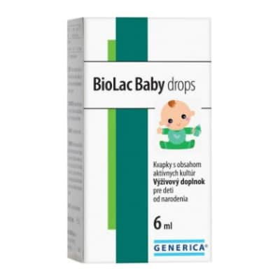 Generica BioLac Baby
