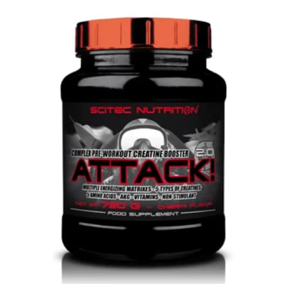Attack! 2.0 Scitec Nutrition
