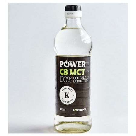 Power MCT Oil 500 ml