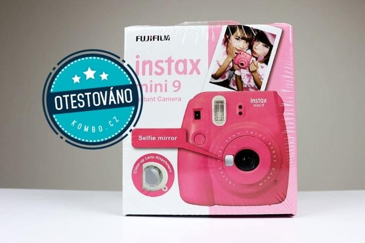 fotoaparát Fujifilm Instax Mini recenze