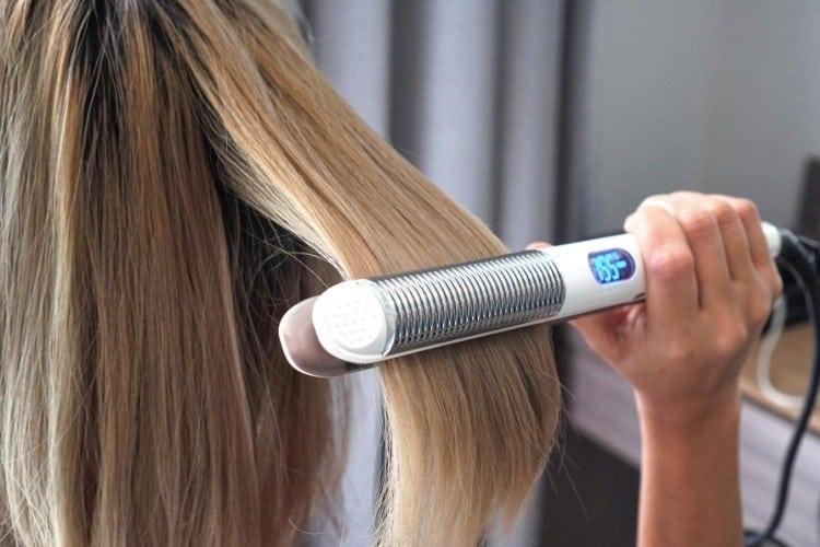 recenze žehliček na vlasy