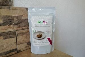 ketomix puding s vanilkovou příchutí