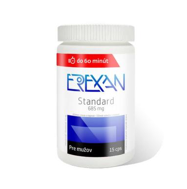 Erexan tabletky na podporu erekce