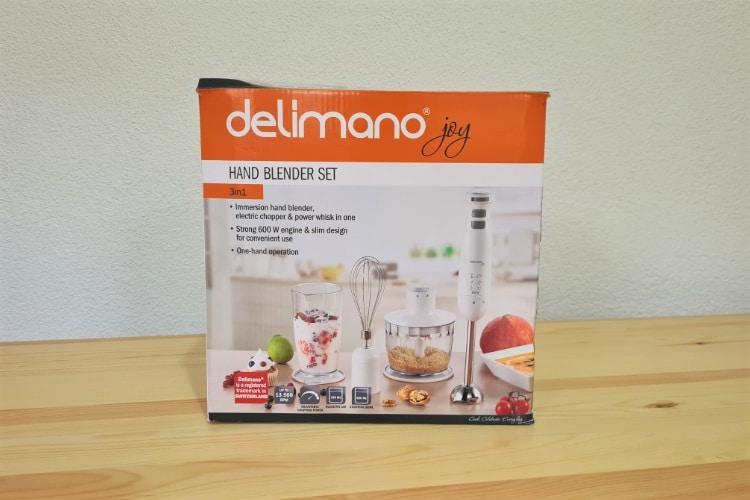 Ponorný mixér Delimano Joy balení