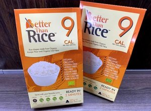 better than rice konjakové rýže