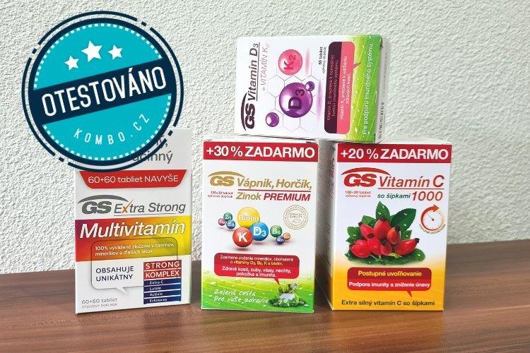 nejdůležitější minerály a vitamíny