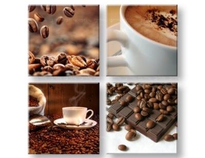 Obraz do kuchyně Coffee time