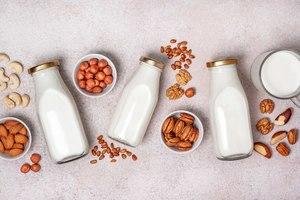 Jak si připravit rostlinné mléko doma