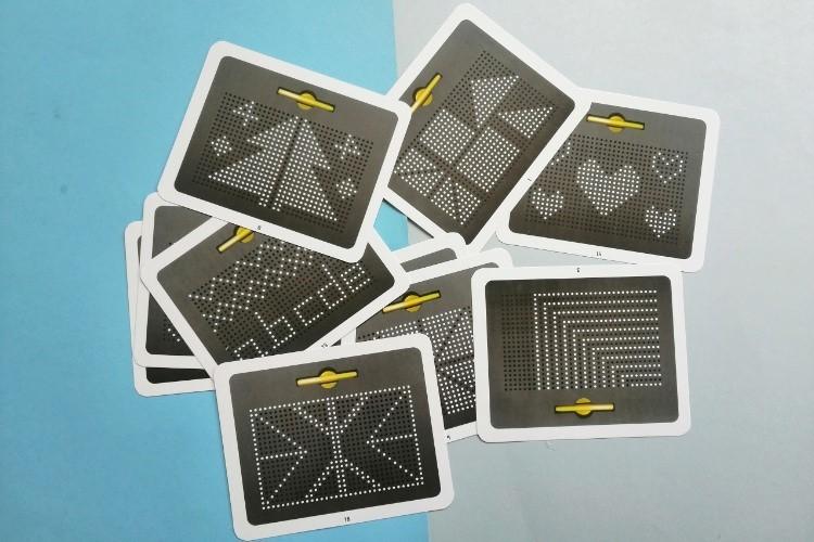 Magnetická podložka MAXI šablony